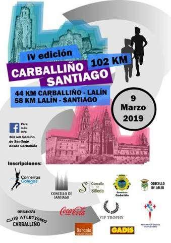 IV Carballino Santiago