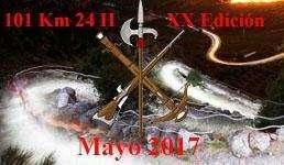XX 101 Km - 24 horas La Legión