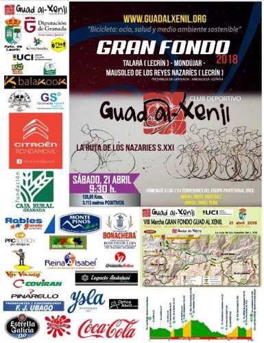 VIII Marcha Gran Fondo Guad Al Xenil