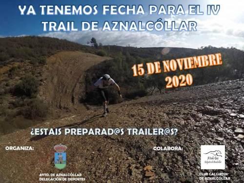 Carrera IV Trail de Aznalcóllar