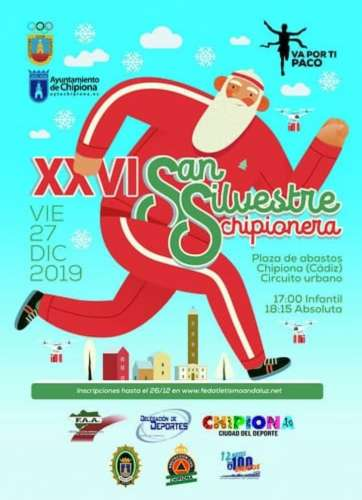 XXVI San Silvestre Chipionera