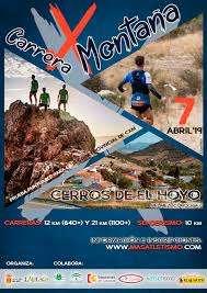 II CxM Cerros del Hoyo