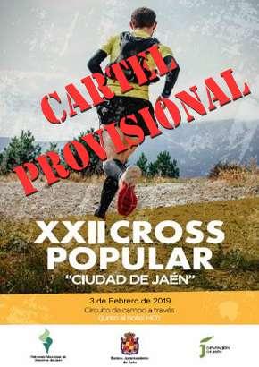 XII Cross Popular Ciudad de Jaén