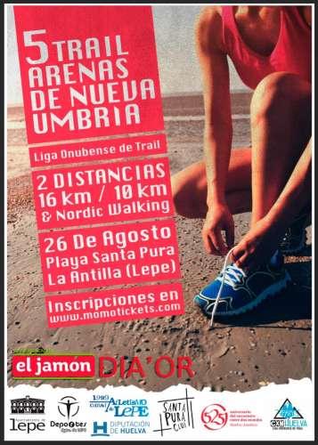 V Trail Arenas de Nueva Umbría