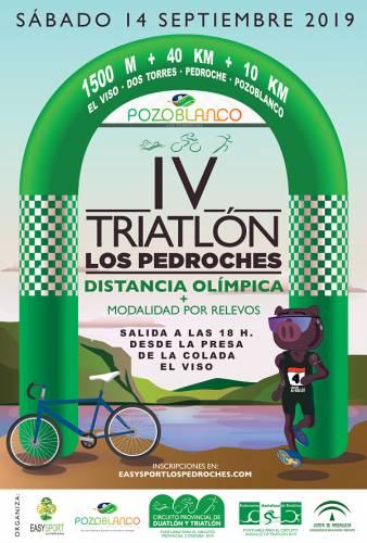 IV Triatlón de Los Pedroches