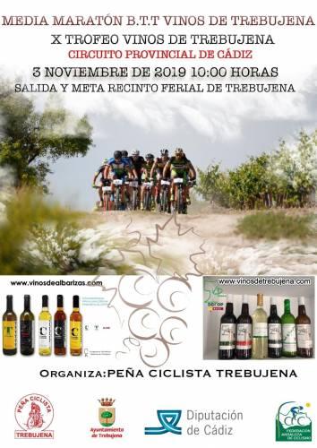 X Trofeo Media Maratón MTB Vinos de Trebujena
