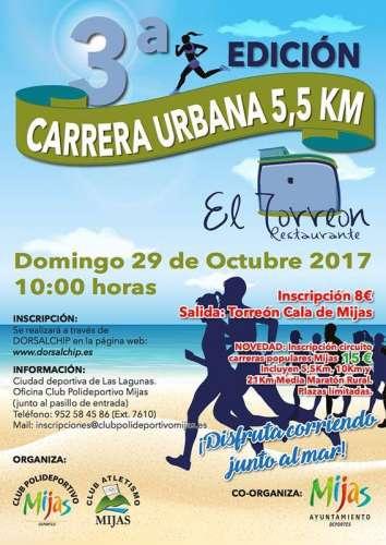 III Carrera Urbana El Torreón La Cala de Mijas