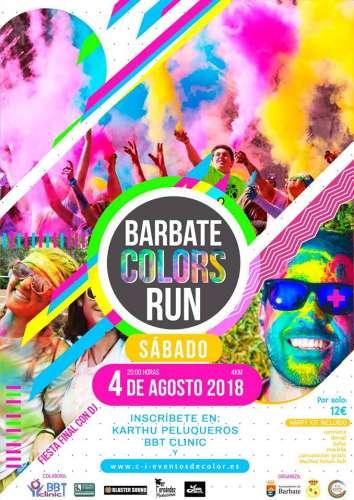 Barbate Colors Run