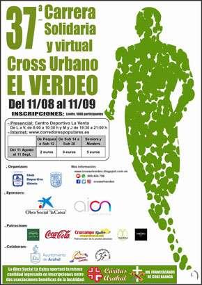 XXXVII Carrera Solidaria Cross del Verdeo