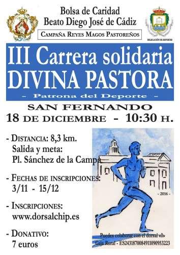 III Carrera Solidaria Divina Pastora