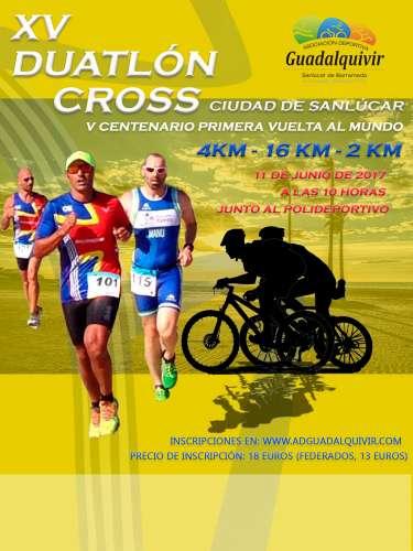 XV Duatlón Cross V Centenario de la Primera Vuelta al Mundo