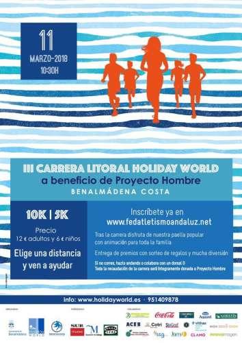 III Carrera Litoral Holiday World