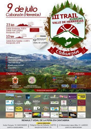 III Trail  Valle  de   Herreria