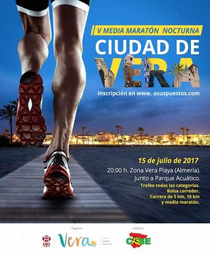 V Media Maratón Ciudad de Vera