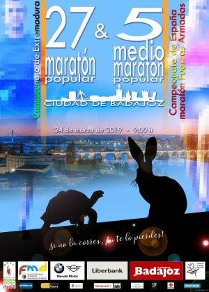 XXVII Maratón Popular Ciudad de Badajoz
