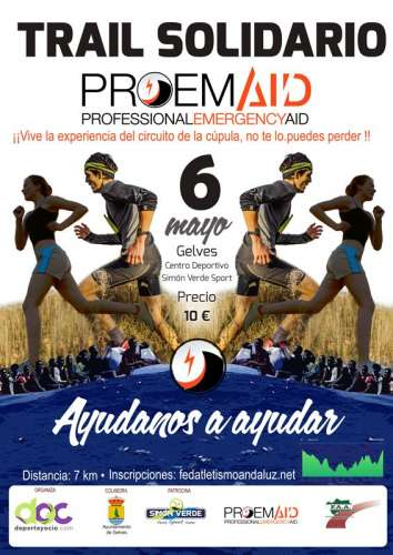 I Trail Solidario PROEM AID