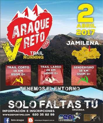 V Reto Araque Trail