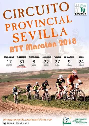 Bici MTB VI Maratón BTT Carmona