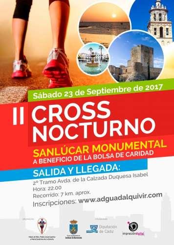 II Cross Nocturno Sanlúcar Monumental