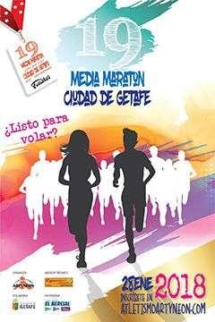 XIX Media Maratón Ciudad de Getafe