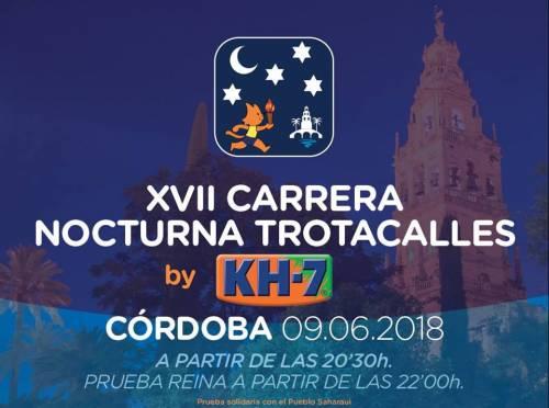 XVII Carrera Nocturna Trotacalles