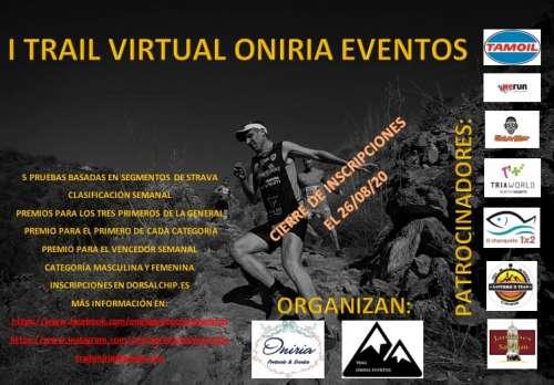 I Trail Virtual Oniria Eventos