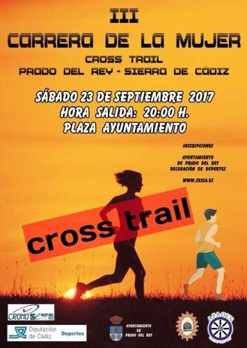 III Carrera de la Mujer-Cross Trail