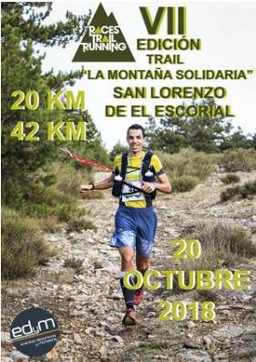 Carrera de Montaña VII Trail La Montaña Solidaria