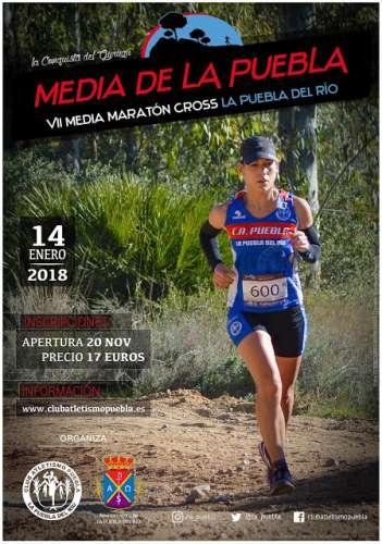 VII Medía Maratón Cross La Puebla del Río