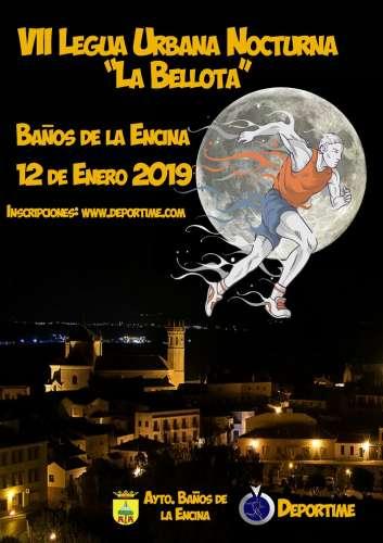 VII Legua Urbana Nocturna la Bellota