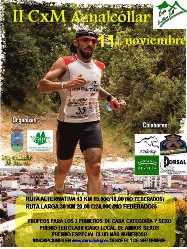 Carrera II Trail de Aznalcóllar