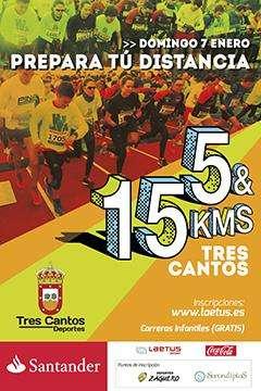 Vuelta Pedestre a Tres Cantos 2018