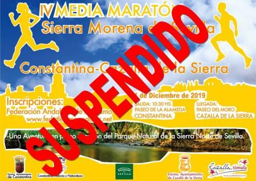 IV Media Maratón Sierra Morena de Sevilla