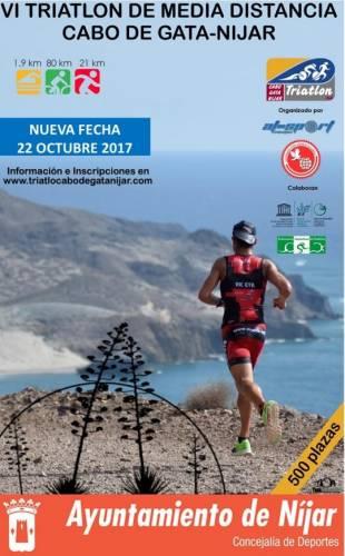 VI Triatlón Cabo De Gata Níjar
