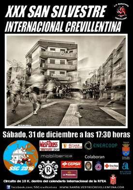 XXX San Silvestre Internacional Crevillentina