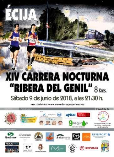 XIV Carrera Nocturna Ribera del Genil