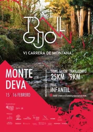 Carrera VI CxM Trail Gijón