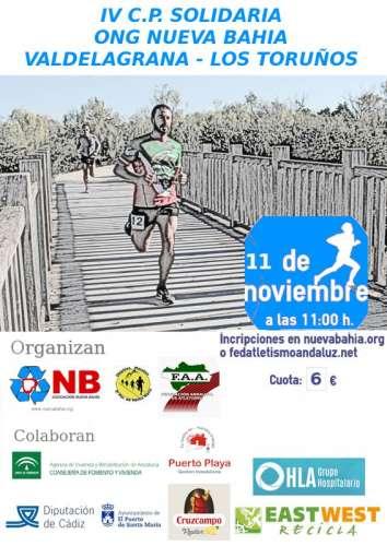 IV Carrera Popular Solidaria ONG Nueva Bahía