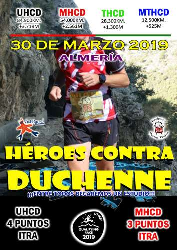 Ultra Héroes Contra Duchenne