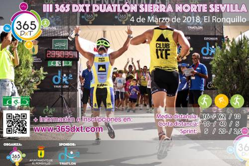 III Duatlón 365 Dxt Sierra Norte
