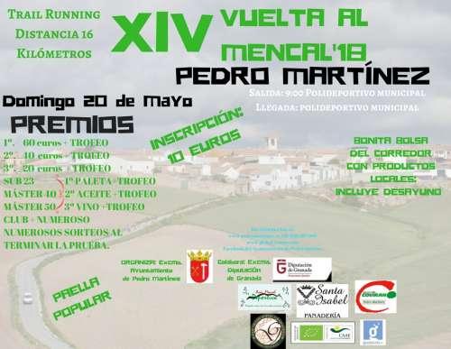 XIV Vuelta al Mencal Running