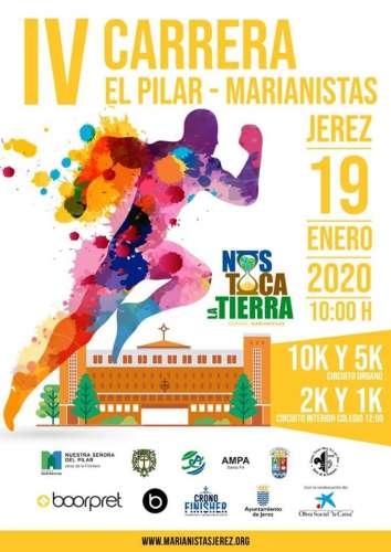 Carrera IV Carrera El Pilar-Marianistas