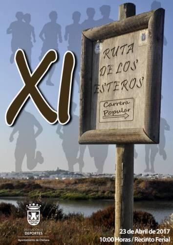 XI Carrera Popular Ruta de Los Esteros