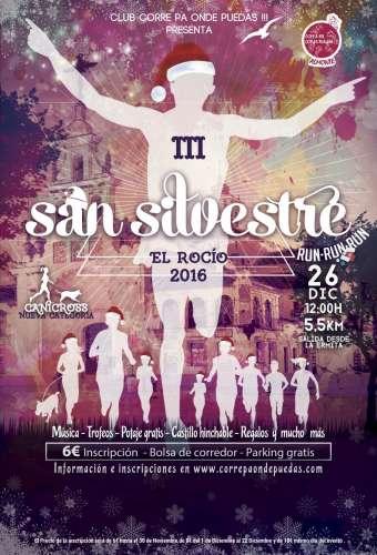III San Silvestre El Rocio