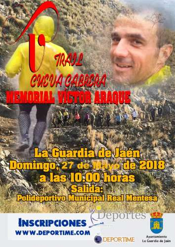 V Trail Cueva Cabrera Memorial Victor Araque