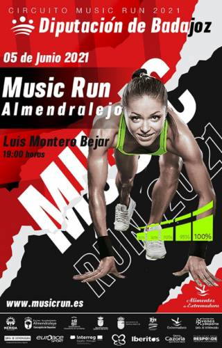 Music Run Almendralejo