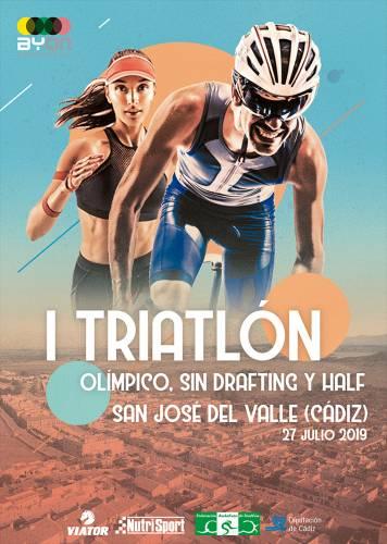 I Triatlón Janda Y Sierra San José del Valle