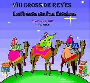 VIII Cross de Reyes La Fuente de San Esteban