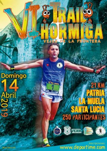 Carrera VI Trail Hormiga