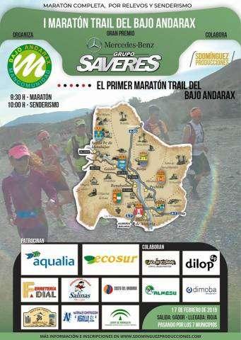 I Maratón Trail del Bajo Andarax